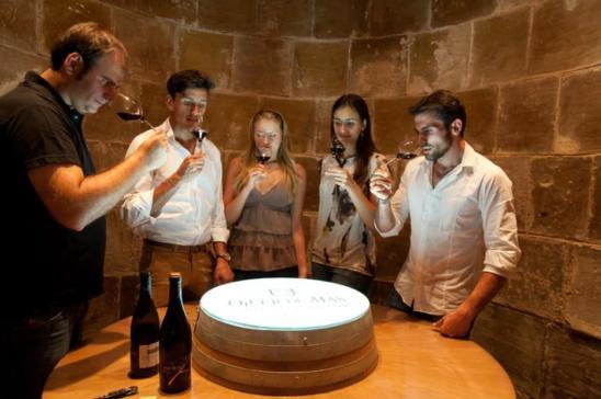 Turismo de vinos, bodegas familiares