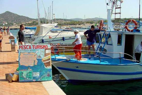 Turismo de pesca o marinero