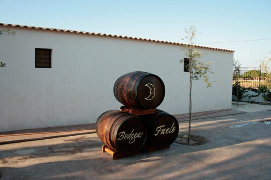 Bodega familiar en Alicante. Faelo.
