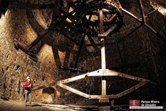 Turismo en mina Almadén